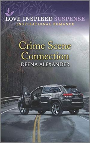Crime Scene Connection  (Love Inspired Suspense) by Deena Alexander