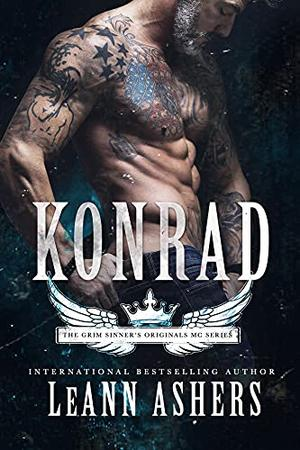Konrad by LeAnn Ashers, NOT A BOOK