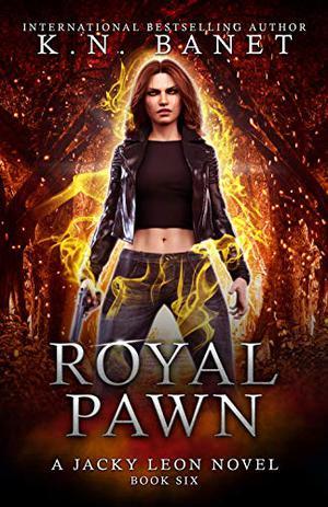 Royal Pawn by K.N. Banet
