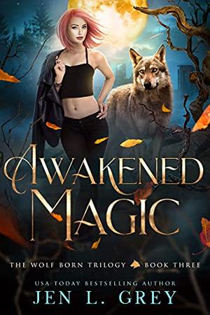 Awakened Magic by Jen L. Grey