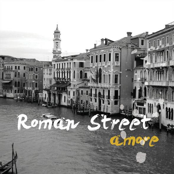 Roman Street Amore cover