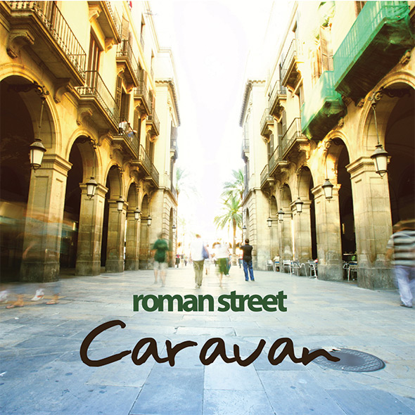 Roman Street Caravan cover