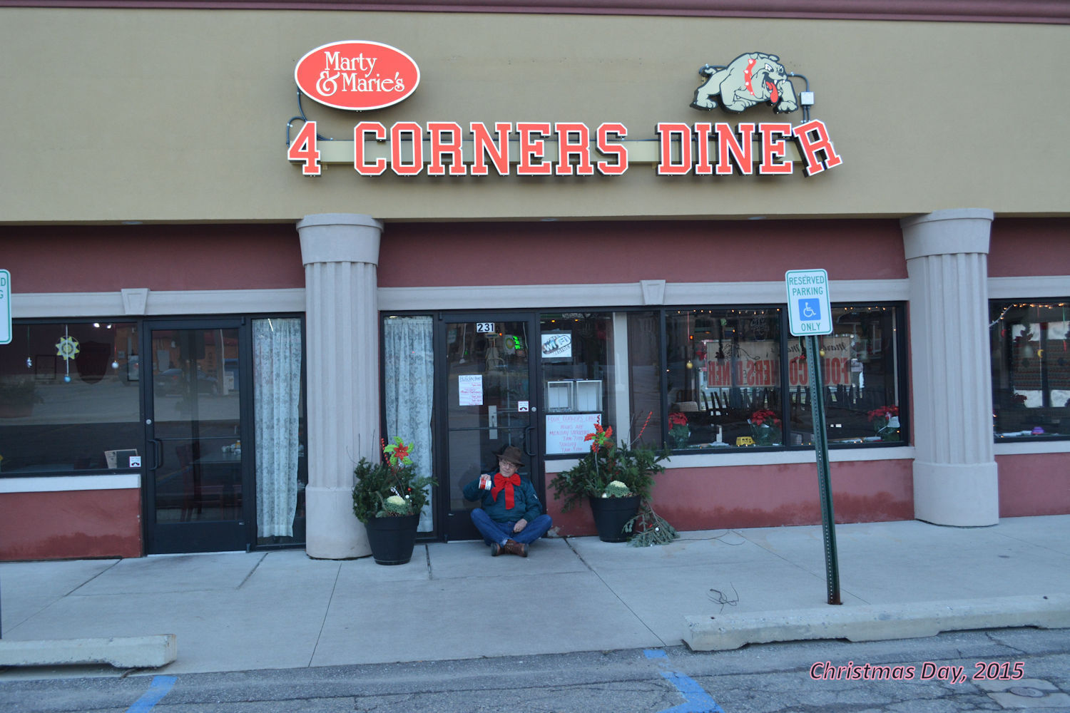 Four Corners Diner