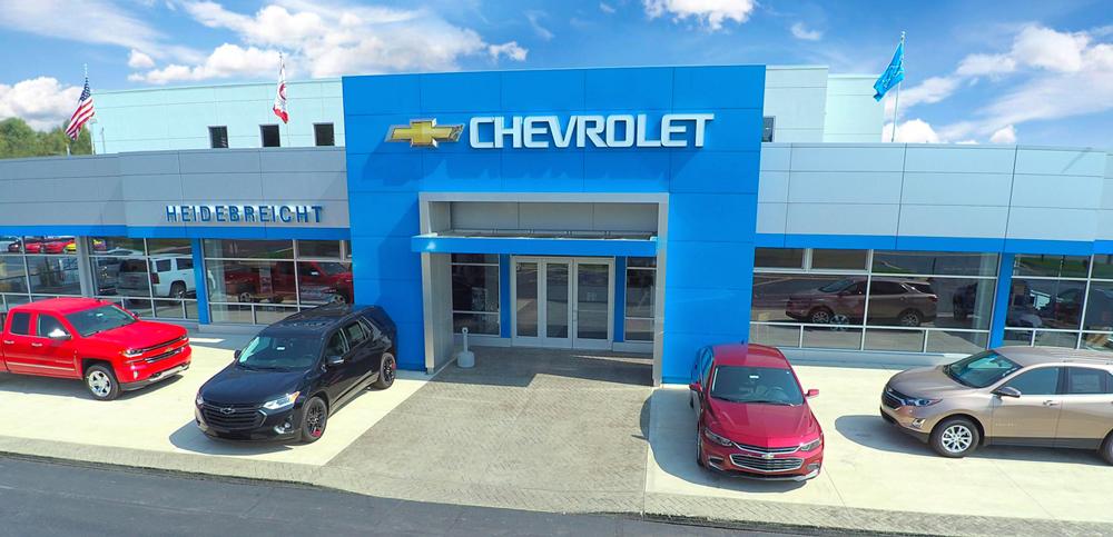 Heidebreicht Chevrolet