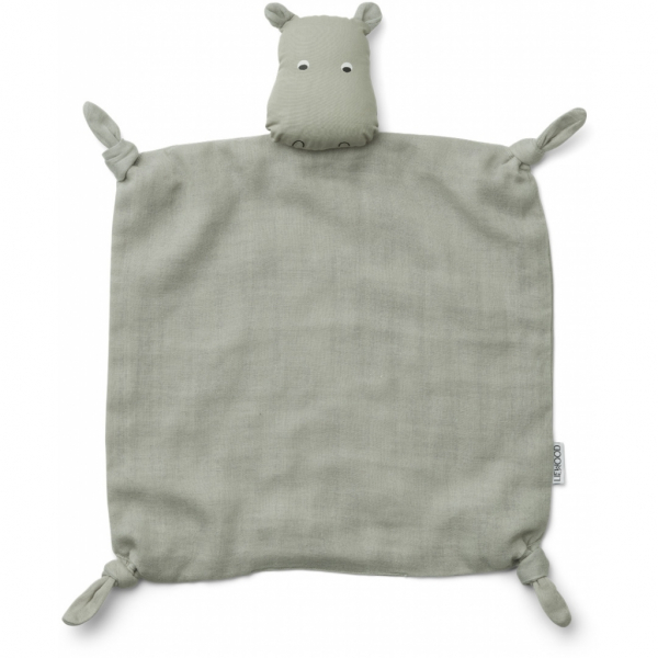 Agnete Cuddle Cloth / Hippo Dove Blue