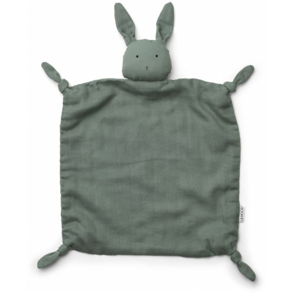 Agnete Cuddle Cloth / Rabbit Peppermint