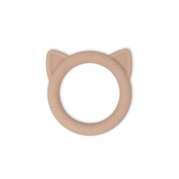 Teether Cat / Blush