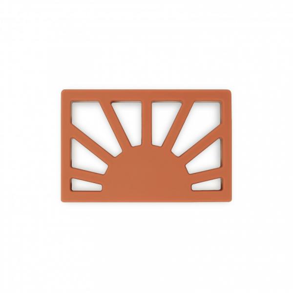 Teether Sun / Clay
