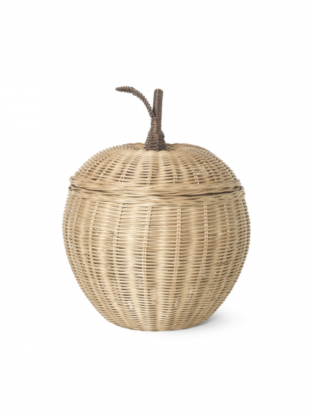 Apple Braided Storage / Large / Natural