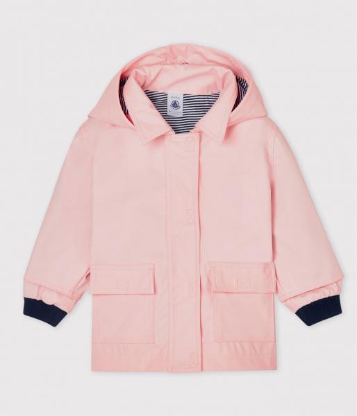 Regenjas / Roze