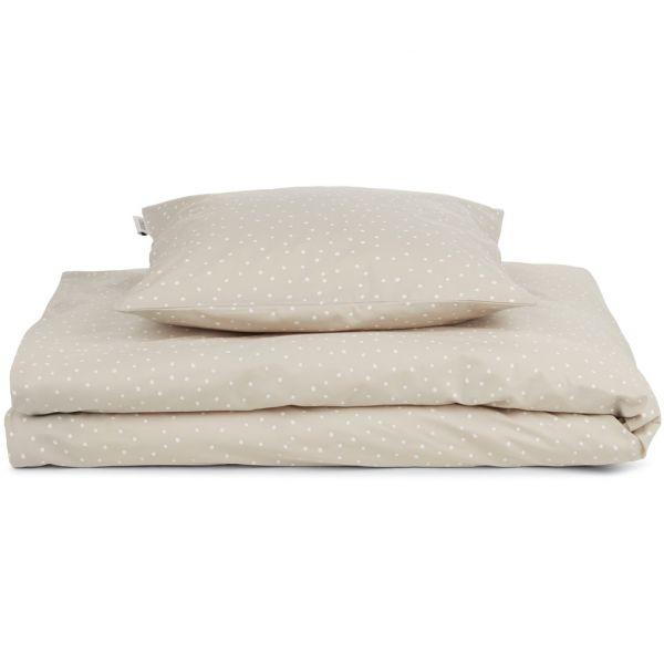 Carmen Bed Linen Baby - Confetti sandy