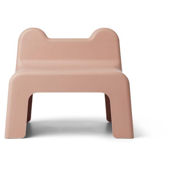 Harold Mini Chair / Coral Blush
