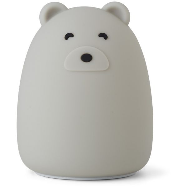 Winston Night Light / Mr Bear Dove Blue
