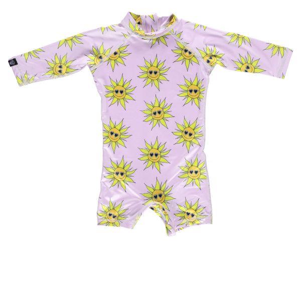 Sunny Flower Babysuit