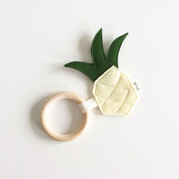 Pineapple Collection / Teether