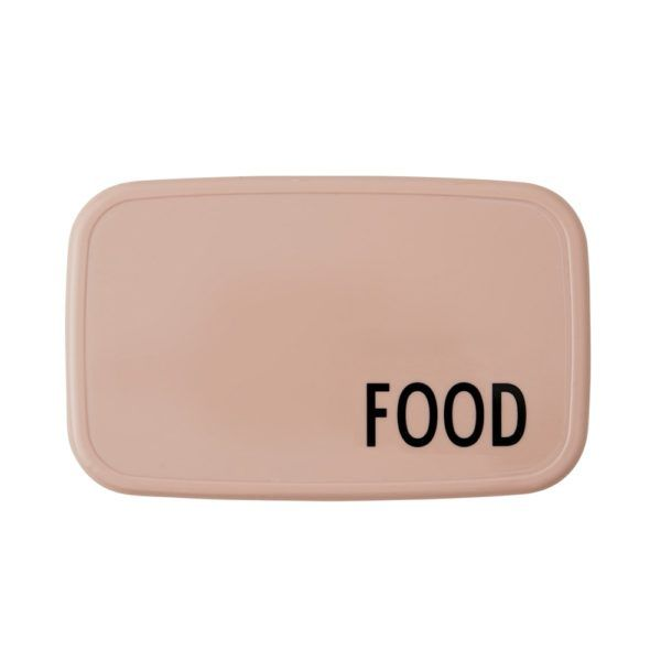 Food & Lunch Box / Nude