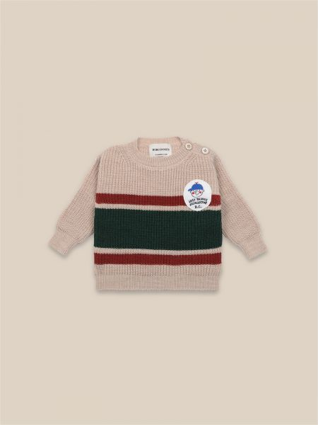 Boy Patch Jumper