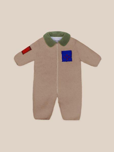 Sheepskin Bobo Baby Overall