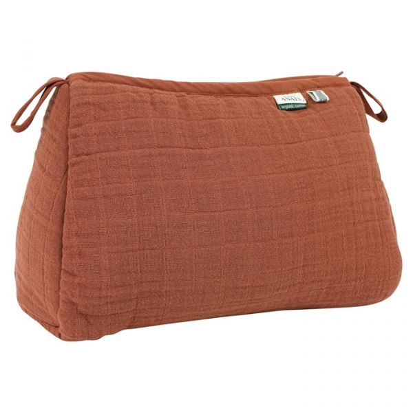 Toiletry Bag / Bliss Rust