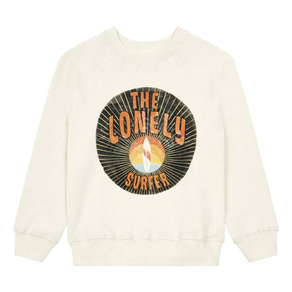 Lonely Surfer Sweatshirt / Mastic
