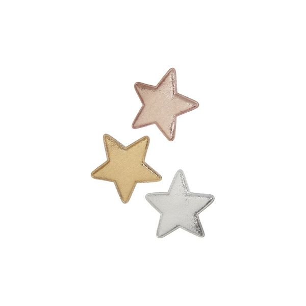 Stars Clips / Metallic