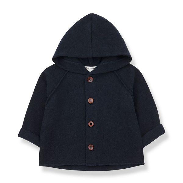 Sau Hood Jacket / Blue Notte