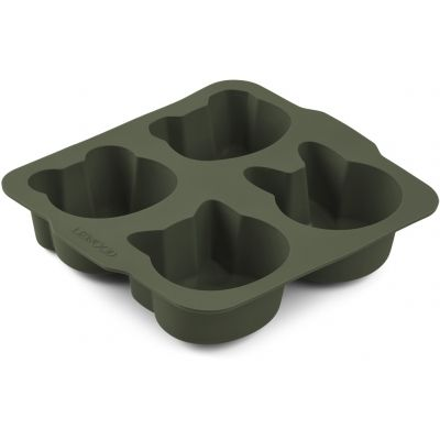Mariam Cake Pan 2-pack / Hunter Green + Mustard