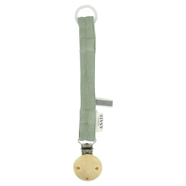 Pacifier Clip / Bliss Olive