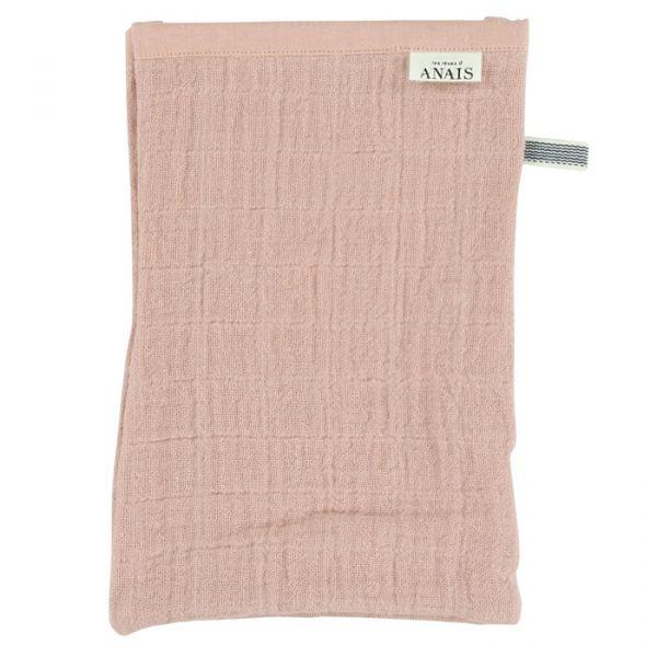 Muslin Washcloth (2pcs) / Bliss Rose