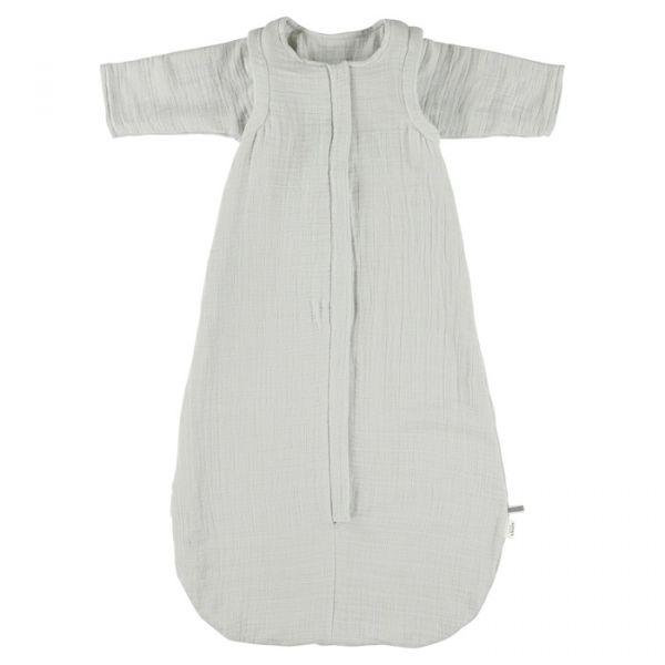 Muslin Sleeping Bag 87 cm / Bliss Grey
