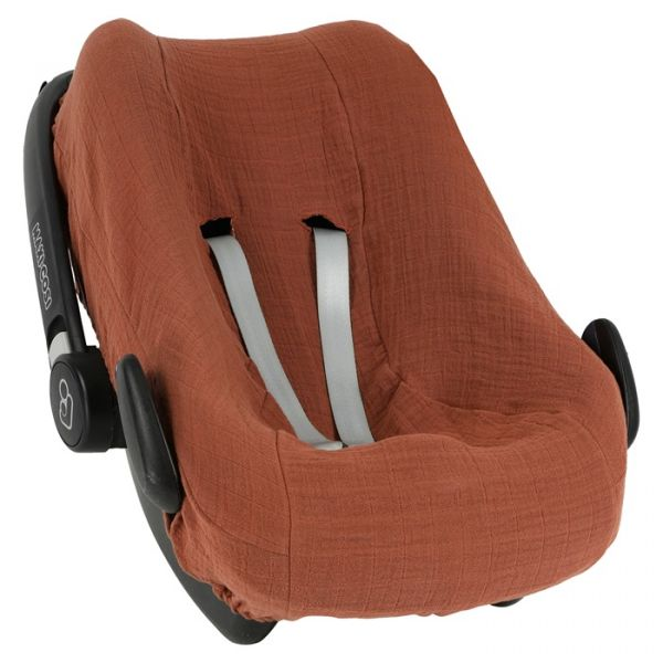 Car Seat Cover (Pebble(Plus)/Rock/Pro) / Bliss Rust