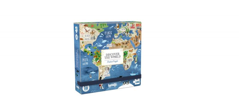 Pocket Puzzle / Discover The World