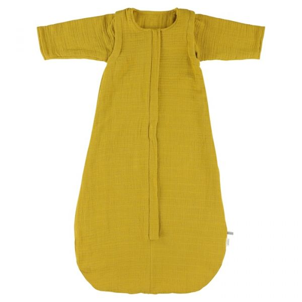 Muslin Sleeping Bag 87 cm / Bliss Mustard