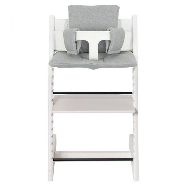 High Chair Cushion / Grain Grey