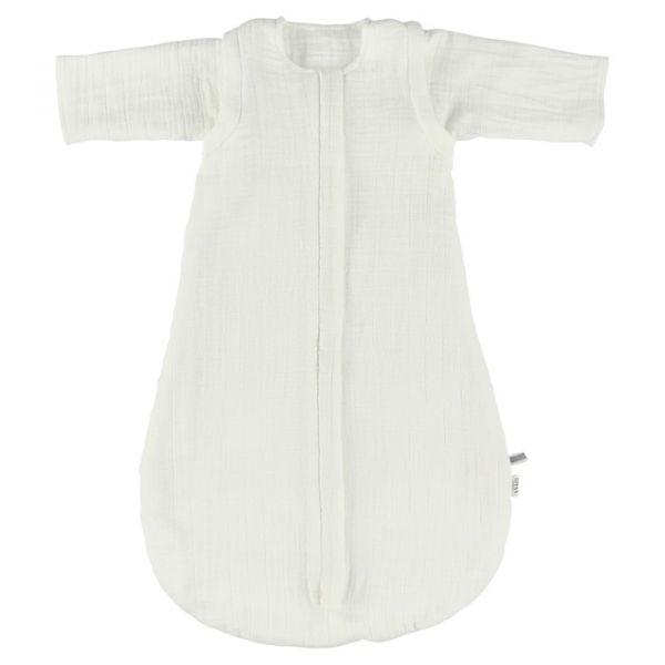 Muslin Sleeping Bag 70 cm / Bliss White