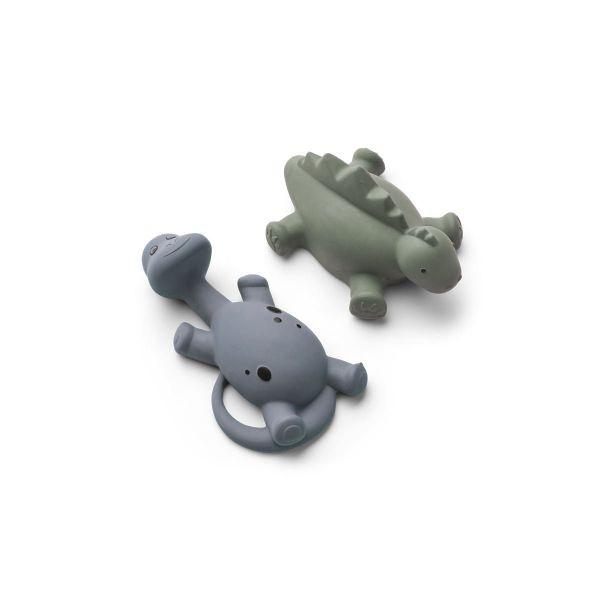 Algi Bath Toys / Blue Mix