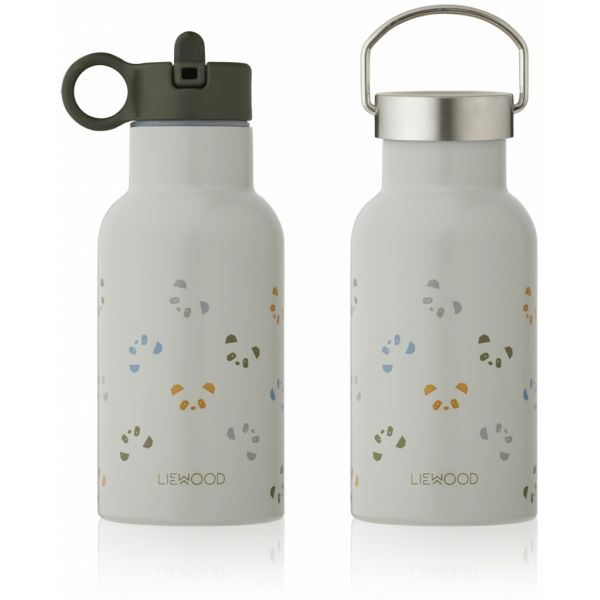 Anker Water Bottle / Panda Dove Blue Multi Mix