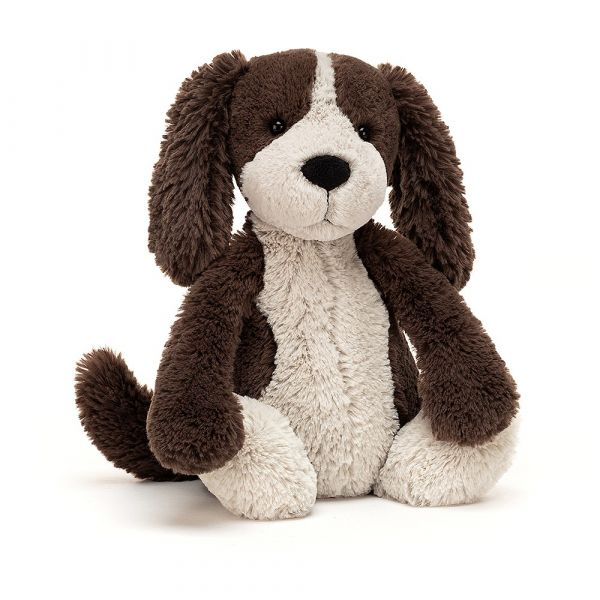 Bashful Fudge Puppy / Medium