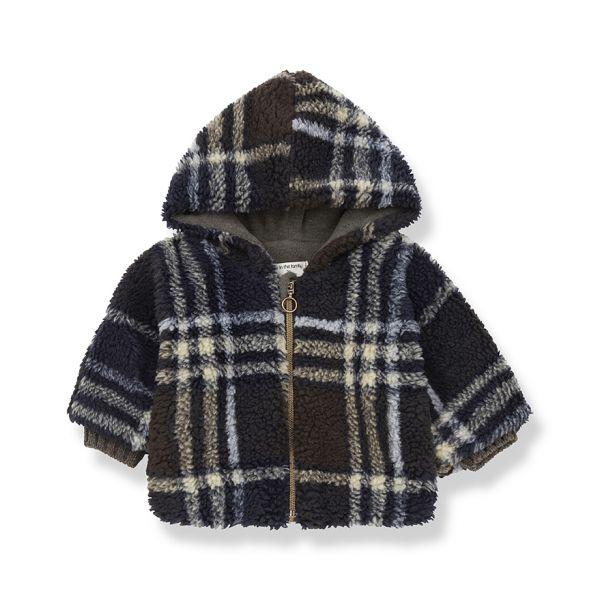Besiberri Hood Jacket / Blue Notte