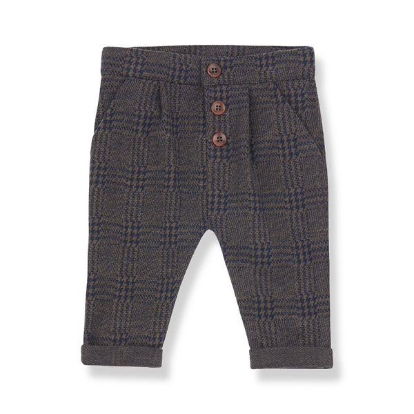 Boulder Pants / Terrau - Blue Notte