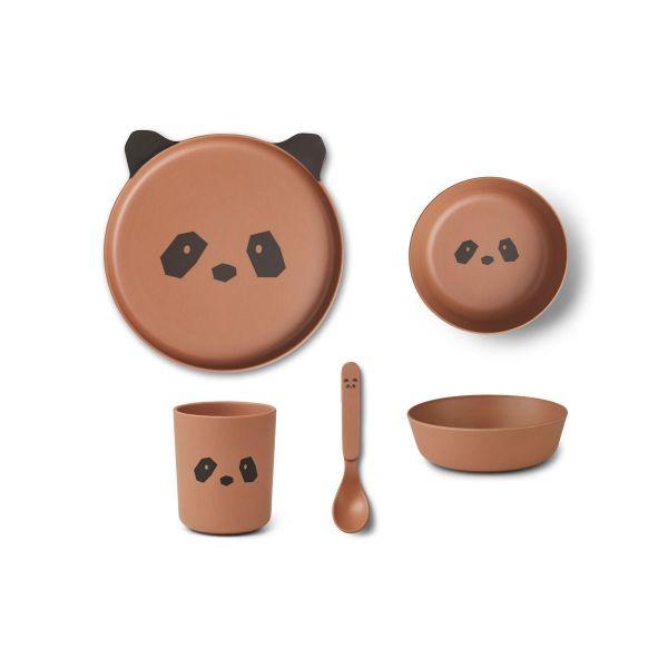 Panda Box Set / Tuscany Rose