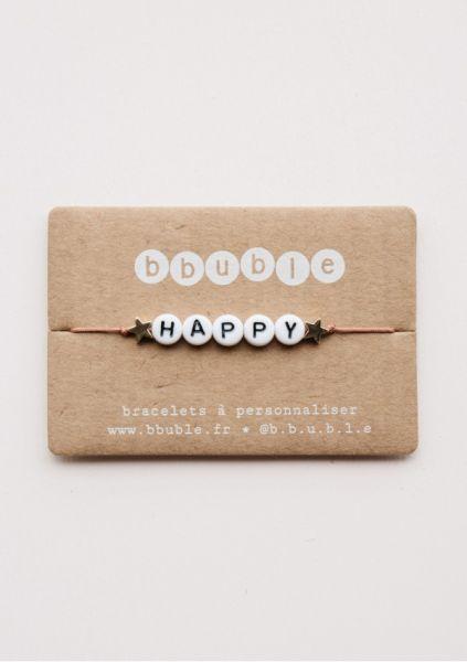 Armbandje kind / Happy