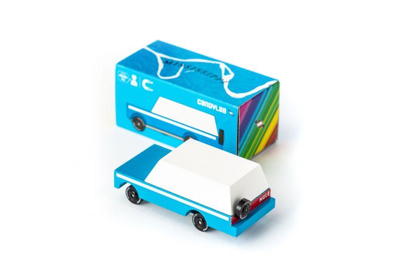 Candycar / Mississipi Blue Mule