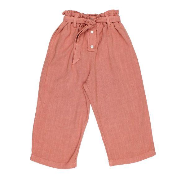 Tessa Rayon Pants / Brick
