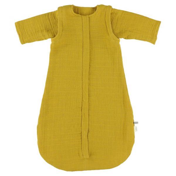 Muslin Sleeping Bag 70 cm / Bliss Mustard