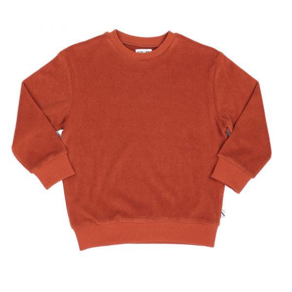 Basics Sweater / Cinnamon