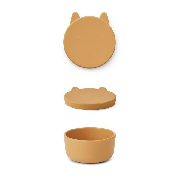 Charlot Snack Box / Rabbit Yellow Mellow