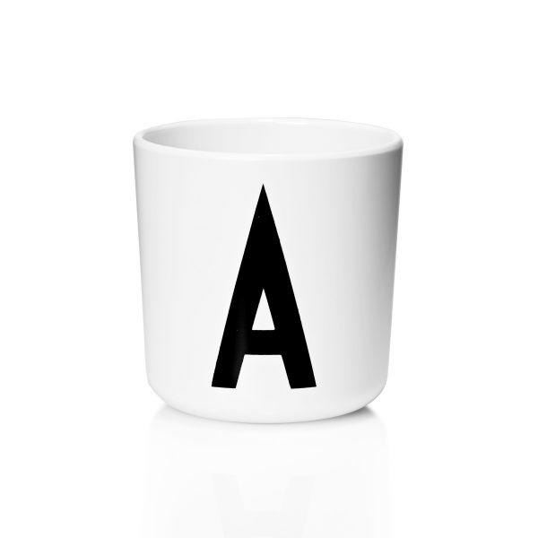 Arne Jacobsen Melamine Cup A-Z