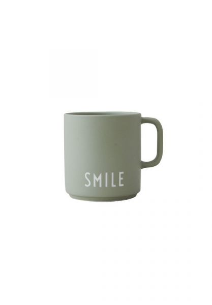 Favourite cup with handle  / Smile