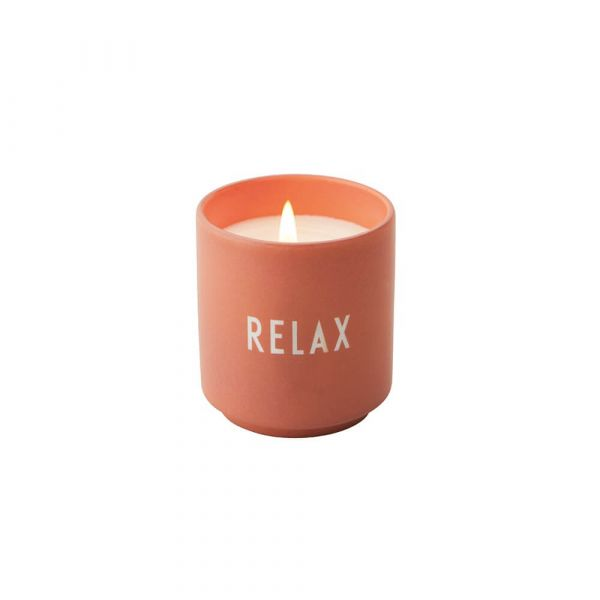 Scented Candle / Relax